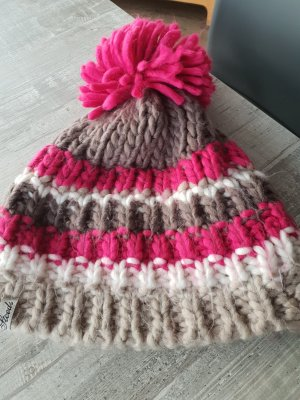 Steeds Cappello a maglia multicolore