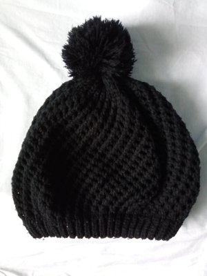 mister*lady Bobble Hat black