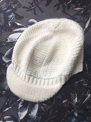 s.Oliver Knitted Hat white-natural white