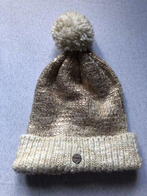 Superdry Chapeau en tricot multicolore