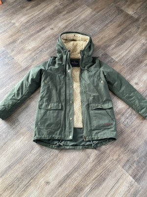 Review Parka khaki