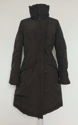 Woolrich Veste d'hiver brun foncé