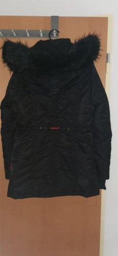 Navahoo Kurtka zimowa czarny Poliester