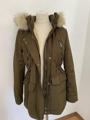 Winterparka Zara