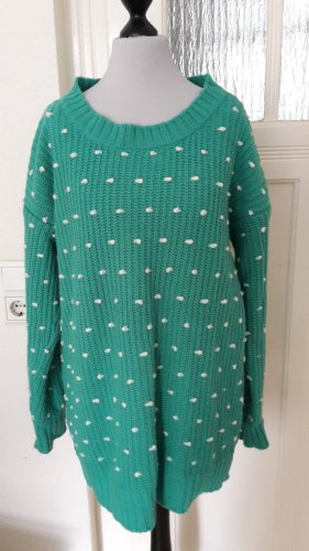 Winterpullover - Pullover - türkies