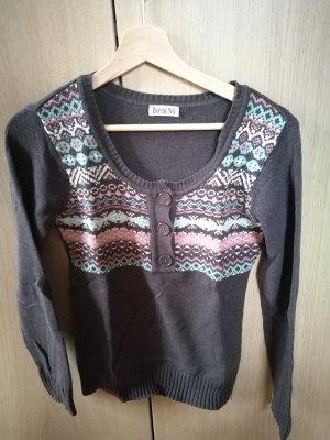 Boysen's Sweter Wielokolorowy
