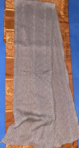 Defacto Knitted Scarf beige