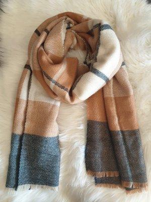 C&A Gebreide sjaal veelkleurig