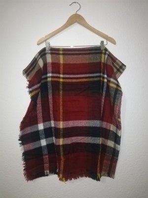 keine Marke Bufanda de lana multicolor