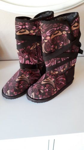 Rip curl Fur Boots multicolored