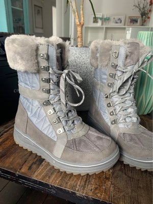 Deichmann Sneeuwlaarzen zilver