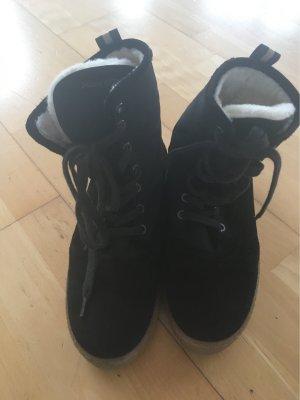 Marco Polo Botas de tobillo negro