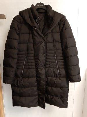Bonita Winterjas zwart
