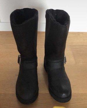 Buffalo Winter Boots black