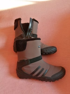 Adidas Winterlaarzen zwart-bruin