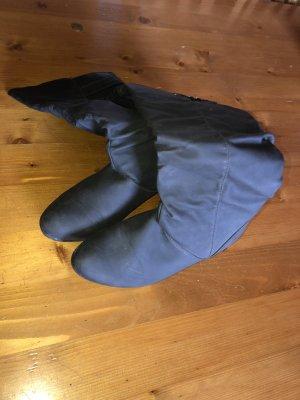 Bonbrix Botas de invierno negro