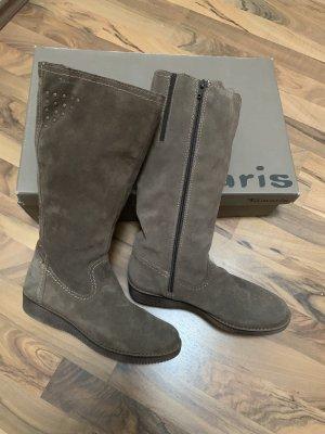 Tamaris Bottes d'hiver gris brun