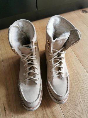 Bershka Stretch Boots multicolored