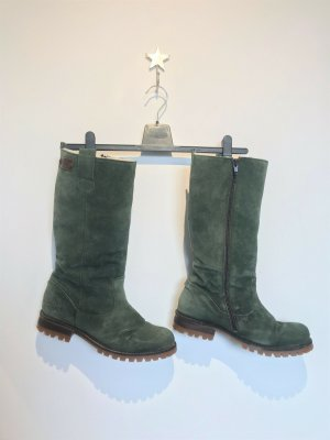s.Oliver Winter Boots multicolored leather