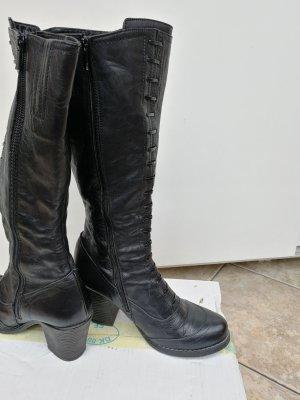 Bianco High Heel Boots black