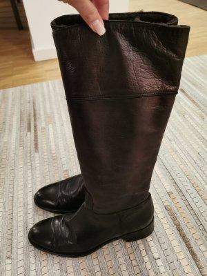 Alfredo Giantin Buty zimowe czarny-czarno-brązowy