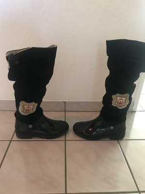 Rieker Laarzen met bont zwart