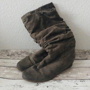 Winterstiefel Stiefel Keilabsatzschuhe Größe 41