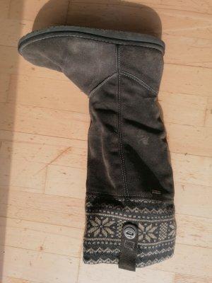 Tamaris Bottes d'hiver gris-gris foncé