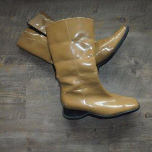 Wellington laarzen licht beige Gemengd weefsel