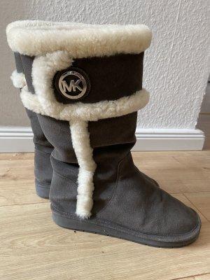 Michael Kors Bottes de neige gris