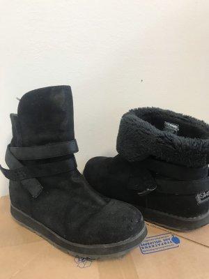 Skechers Sneeuwlaarzen zwart