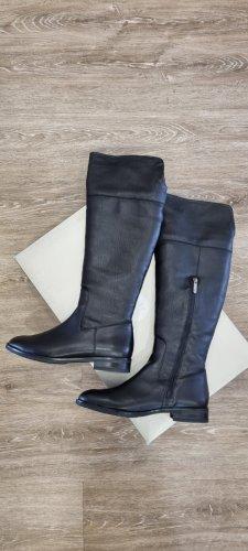 Peter Kaiser Bottes d'hiver noir cuir