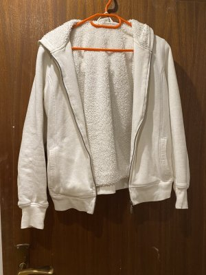 Hoody natural white