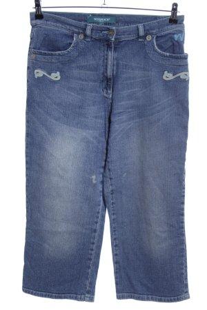 Wissmach 3/4 Jeans blau Casual-Look