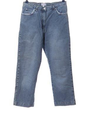 Wissmach Boyfriend Jeans blue casual look