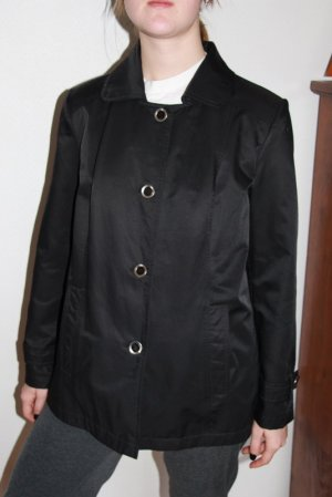 Witt Weiden Marynarska kurtka czarny Bawełna