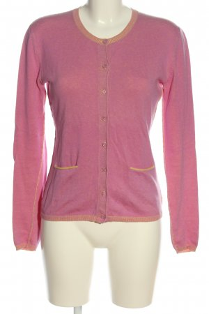 Witty Knitters Cardigan pink Casual-Look
