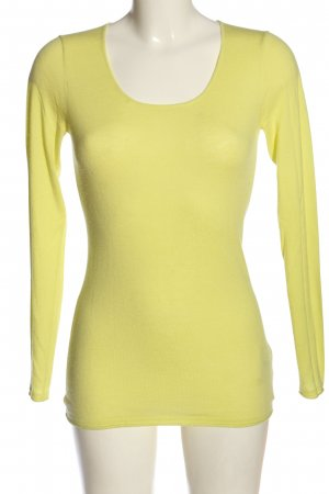 Witty Knitters Cashmere Jumper primrose casual look
