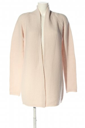 Witty Knitters Grobstrickjacke creme Casual-Look