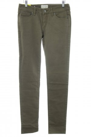 Witty Knitters Skinny Jeans khaki Casual-Look
