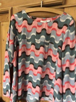 Boden Blusa a tunica multicolore Viscosa