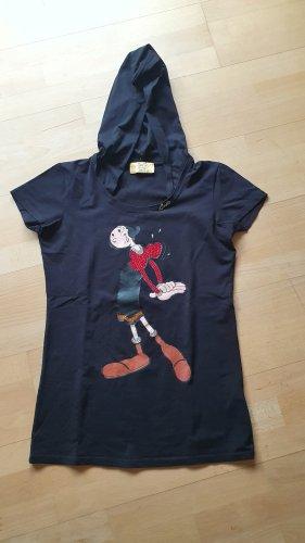 Ean 13 Blusa con capucha multicolor Algodón