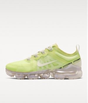 Nike Lace-Up Sneaker neon yellow