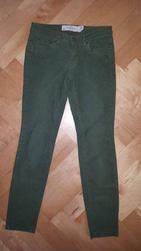 H&M L.O.G.G. Corduroy broek khaki