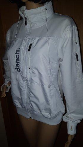 Bench Blouson white cotton