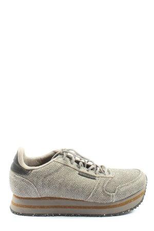 WODEN Wedge Sneaker hellgrau Casual-Look