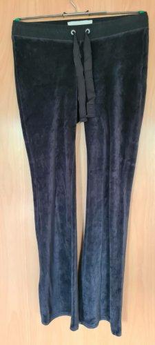Hollister Sweat Pants black cotton
