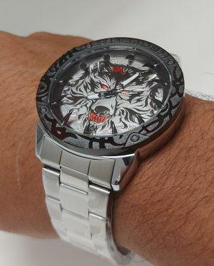 Wolf Armbanduhr aus Chirurgenstahl(neu) (Ideal für Geschek  )
