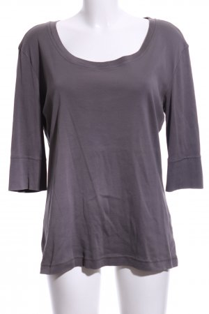 Wolff T-Shirt lila Casual-Look