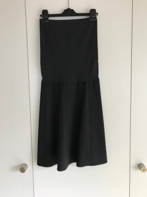 Wolford Bandeau Dress anthracite wool